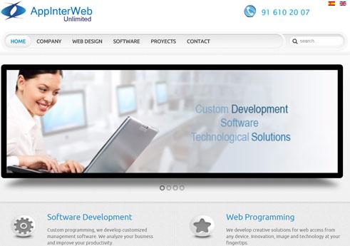 web-appinterwe
