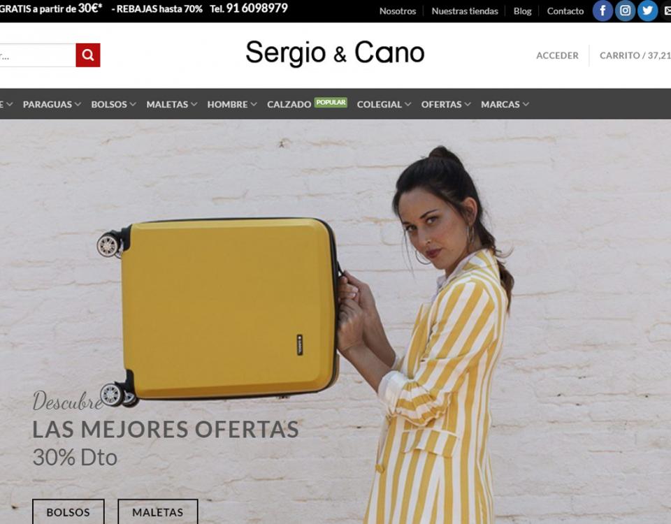 web sergio y cano